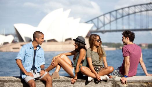 ¿Te gustaría estudiar inglés en Australia?