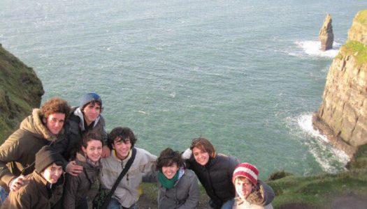 Programa de estudia y trabaja en Irlanda