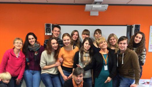 Inglés para adultos en el extranjero