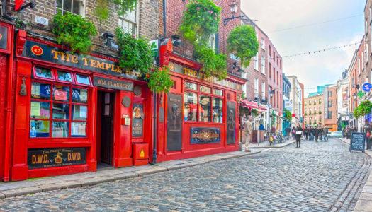 Historia de éxito – Yadira Villa estudia y trabaja en Irlanda
