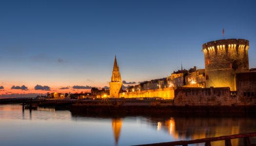 Razones para estudiar en La Rochelle
