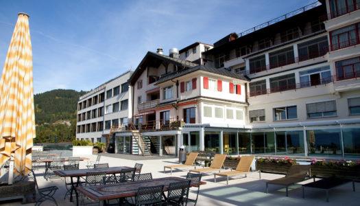 Beau Soleil Alpin College: Un internado entre las nubes