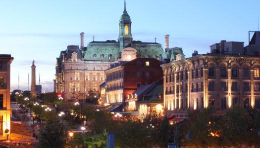 Estudia inglés o francés en la ciudad más europea de Canadá