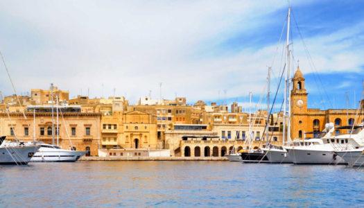 ¿Estudiar inglés en Malta?