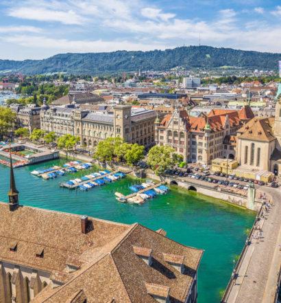 Suiza Zurich