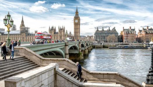 Carta de amor a Londres
