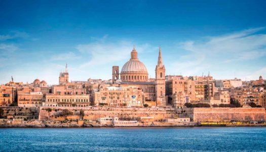 Estudia inglés y trabaja legalmente en Malta